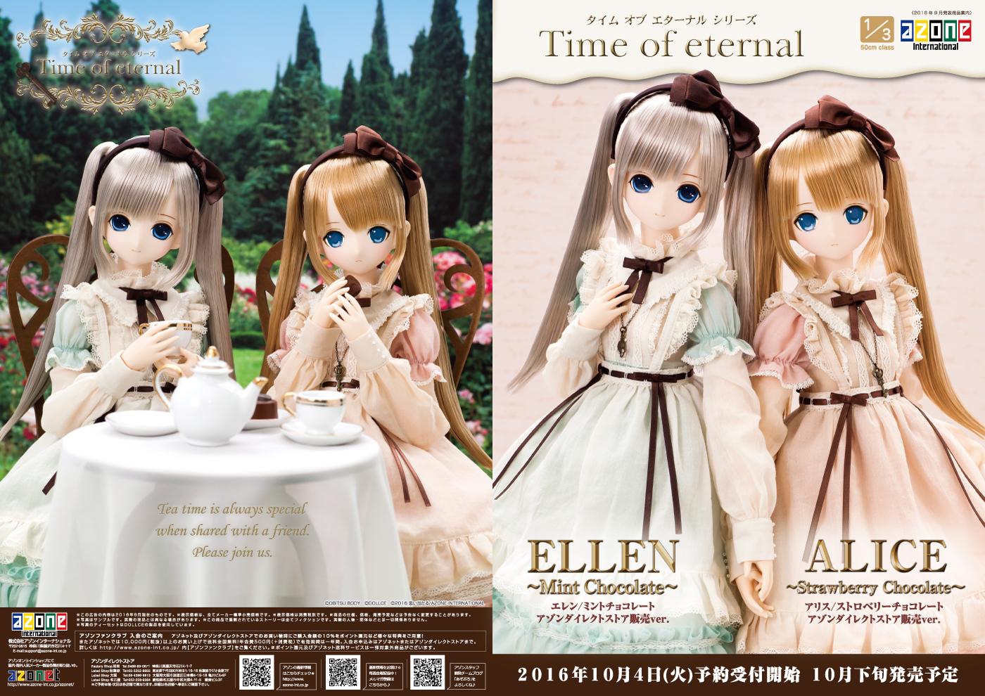 Ellen&Alice Chocolate