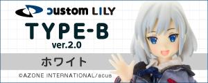 TYPE-B ver.2.0(ホワイト)