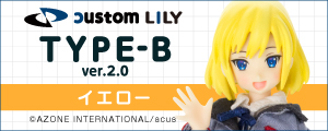 TYPE-B ver.2.0(イエロー)