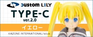 TYPE-C ver.2.0 (イエロー)