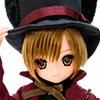 えっくす☆きゅーとふぁみりー:Alice'sTeaParty「3月のお茶会」-僕らのお茶会へようこそ-帽子屋/あおと