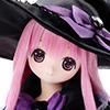 Magical☆CUTE/Pure Heart Chiika(ちいか)ver.1.1(アゾンダイレクトストア販売ver.)えっくす☆きゅーと~魔法の国~展開催記念モデル(ブラックラズベリーver.)