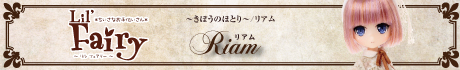 リルフェアリー/物探しの妖精2ndシリーズ