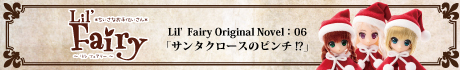 Lil'Fairy Original Novel:06