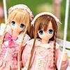 Pink!Pink!a・la・mode~White×Pink/サアラ(アゾンダイレクトストアver.)002