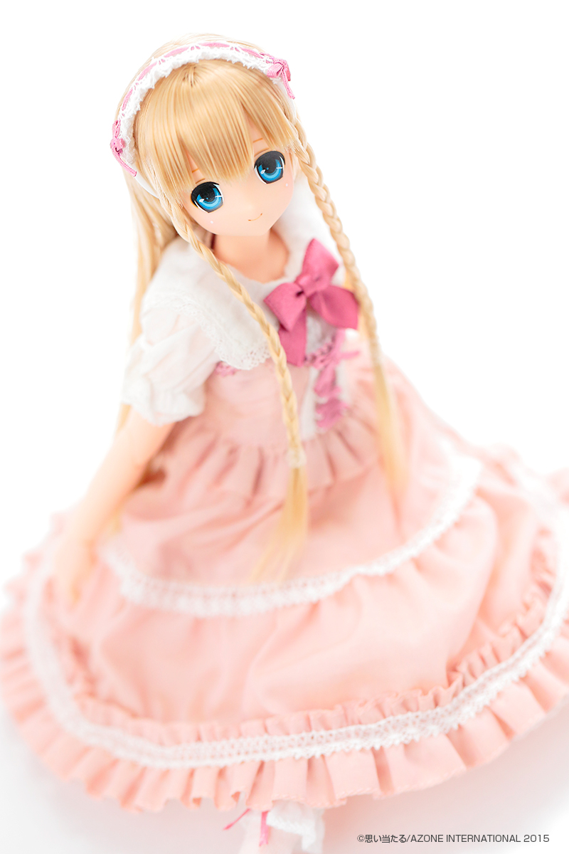 Pink!Pink!a・la・mode~White×Pink/サアラ(通常ver.)009