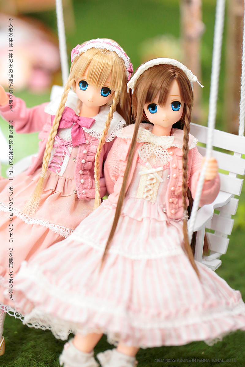 Pink!Pink!a・la・mode~White×Pink/サアラ(通常ver.)002
