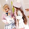 サアラズ ア・ラ・モード ~Pink!Pink! a・la・mode~Blue×Pink/マヤ(アゾンダイレクトストア販売ver.)011
