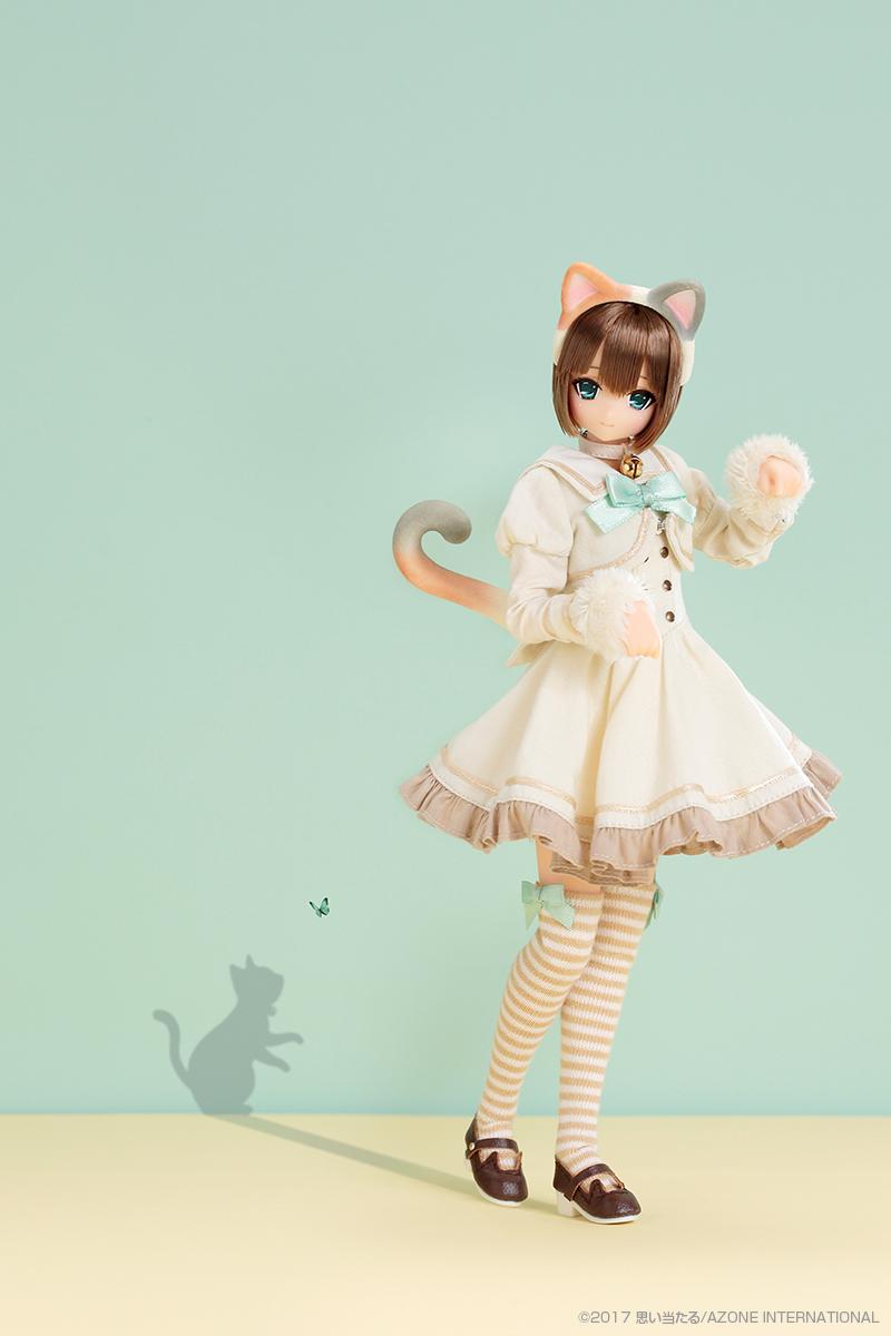 ~meow×meow a・la・mode~みけねこ/柚葉(アゾンダイレクトストア販売ver.)001