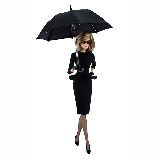 14085 Fiona Goode Dressed Doll  Ameican Horror 2017