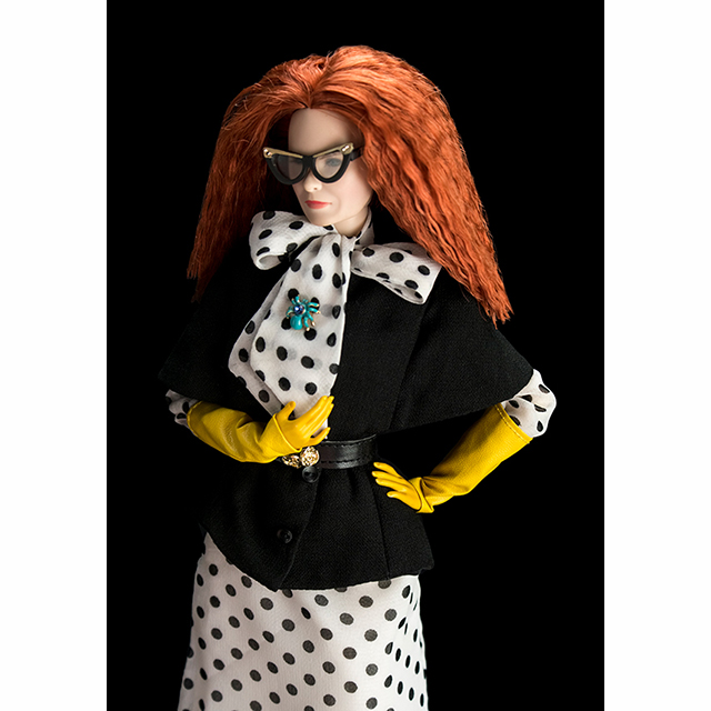 14090 Myrtle Snow Dressed Doll Ameican Horror 2017