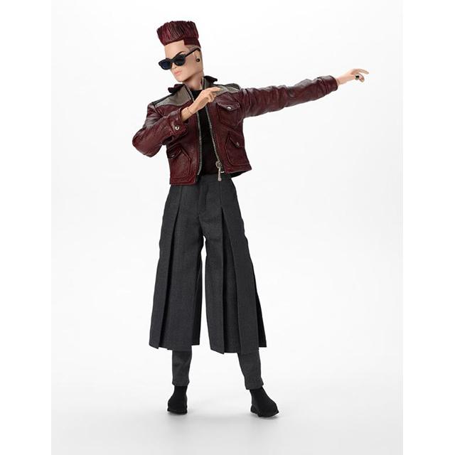 Dressed to Chill Tenzin Dahkling™ Fashion Figure 21002