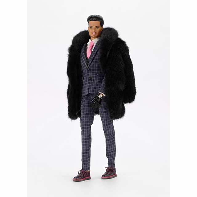 Checks and Balances Elias Veiga™ Fashion Figure 21006