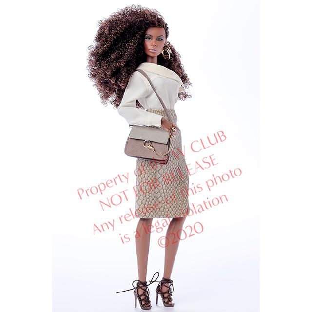 In This Skin Zuri Okoty™ Dressed Doll 46001