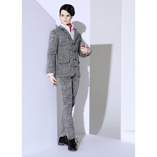 73005 Cocktails for Men Laird Drake® Fashion Figure