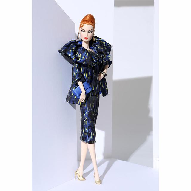 73013 Blue Gold Victoire Roux™ Doll