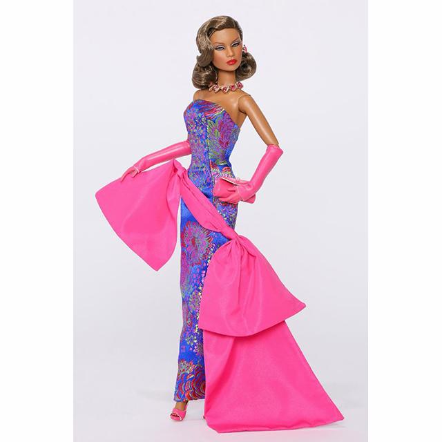 73019 Opera on the 5th Lady Aurelia Grey™ Dressed Doll
