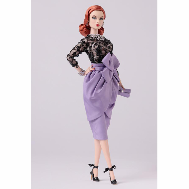 Dramatic Evening Victoire Roux™ Dressed Doll 73022