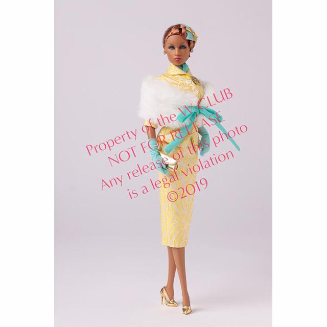 Mid-Day Venture Lady Aurelia Grey™ Dressed Doll  73027