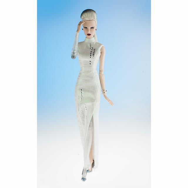 75018 Dasha as Anika Luxottica IFDC 2016 IT Direct Doll