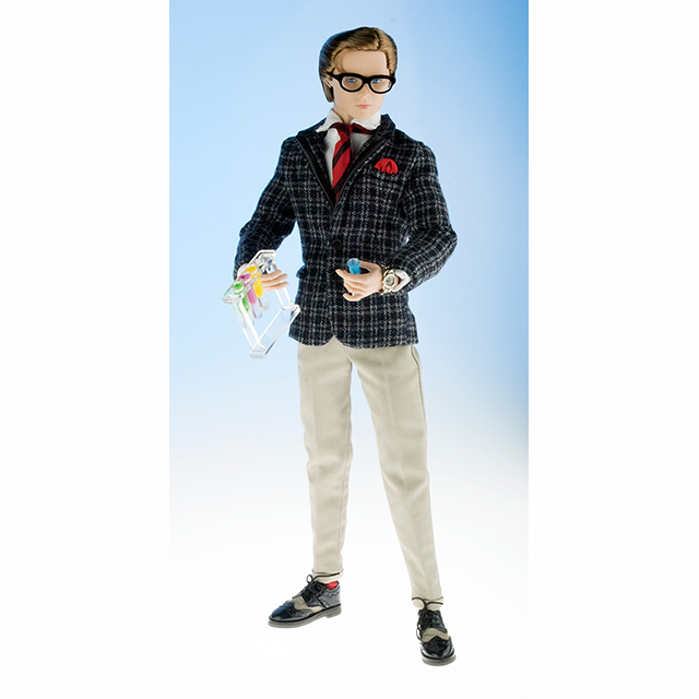 75019 Marius Lancaster as Professor Young IFDC 2016 IT Direct Doll
