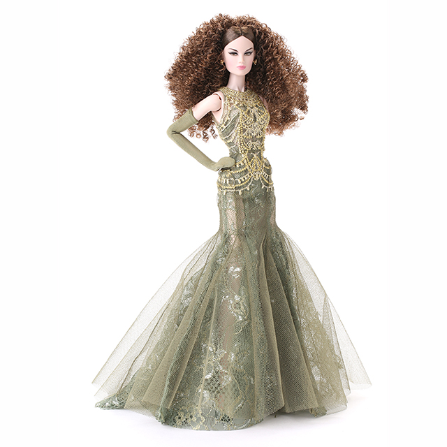 75022 Never Predictable Official Companion Doll IFDC 2017