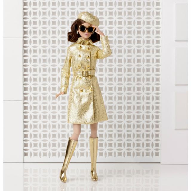 PP061 Poppy Parker Spy-A-Go-Go Dressed Doll 2014