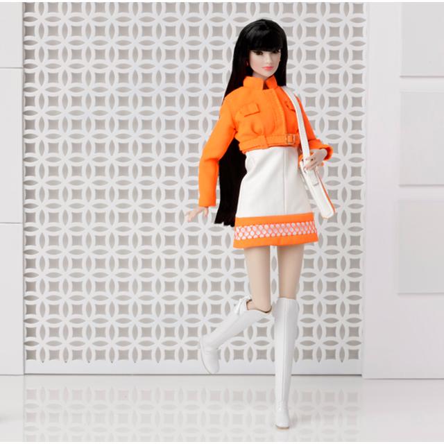 PP063 Poppy Parker Agent Kimiko Gunn/Tina Tanaka 2014