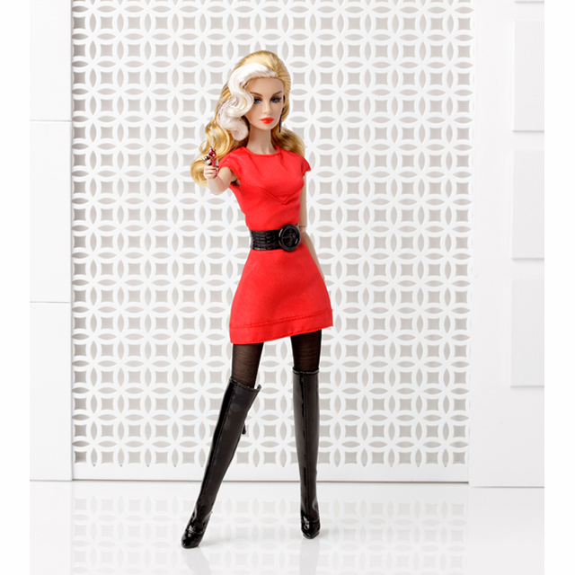 PP065 Poppy Parker Sebina Havoc: Mistress of Disguise/Loni Lawrence 2014