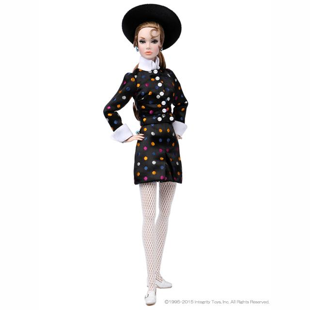 PP080 Poppy Parker Go See! The model Scene Collection 2015