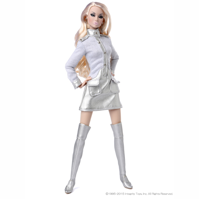 PP086 Poppy Parker™ Dressed Doll Out of This World 2015