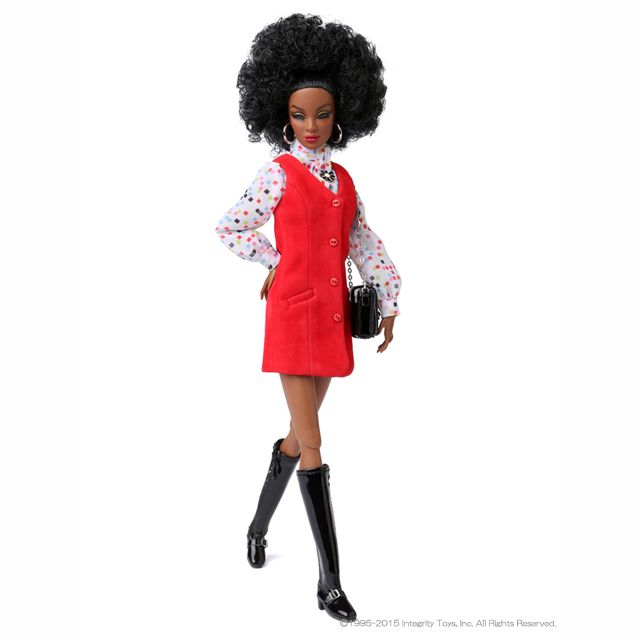 PP087 Darla Daley™ Dressed Doll Peace, Love and Soul 2015