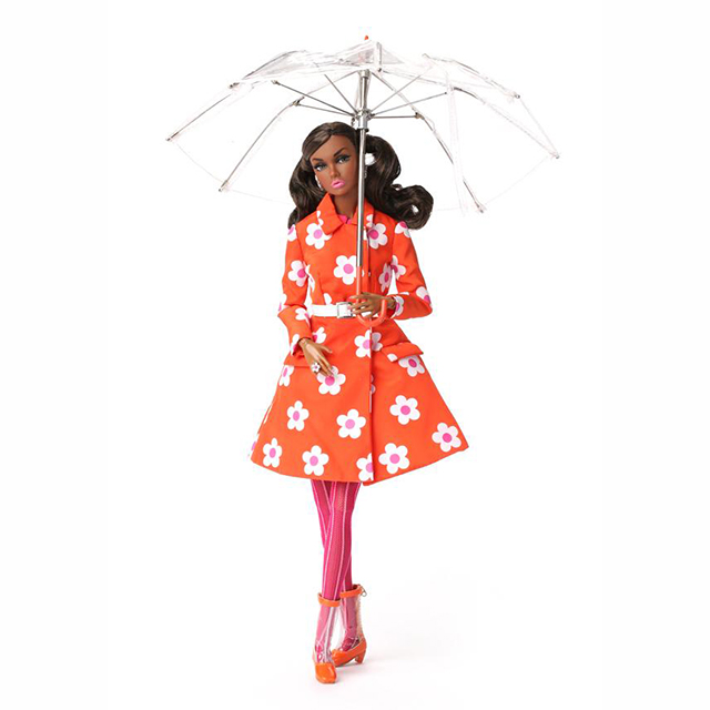 PP117 Sunny Slickers Poppy Parker™The Swinging London Collection