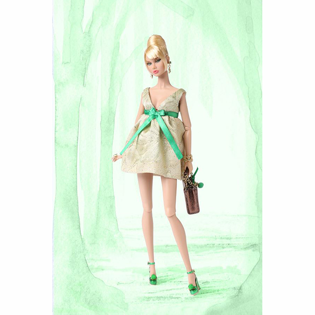 PP128 Belive in Me Poppy Parker Fairytale collection The 2017 Integrity Toys Convention:Fashion Fairytale