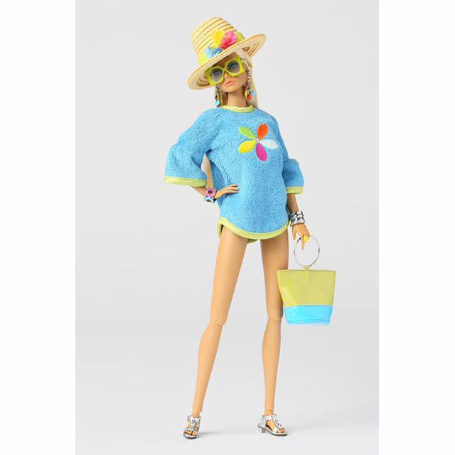 Ipanema Intrigue Poppy Parker™ Dressed Doll PP148