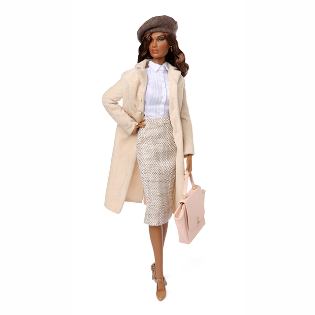 78015 FR16 Collection Super Natural/Anais McKnight™Dressed Doll