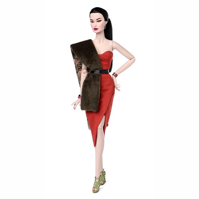 78017 FR16 Collection Fall Phenomenon Elsa Lin™Dressed Doll