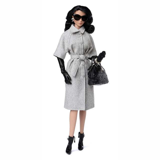 78019 FR16 Collection Shades of Grey/Hanne Erickson™Dressed Doll