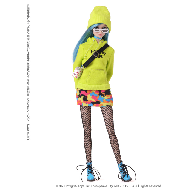 FR: Nippon™ Collection / Beast Girl Misaki™ Doll 81091