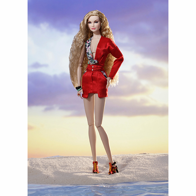 82048 NU. Face Erin S. Lady in Red
