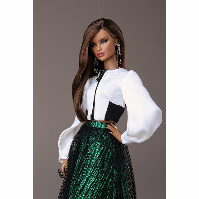 82085 Heiress / Erin Salston Dressed Doll The Heirloom collection Nu Face 2017