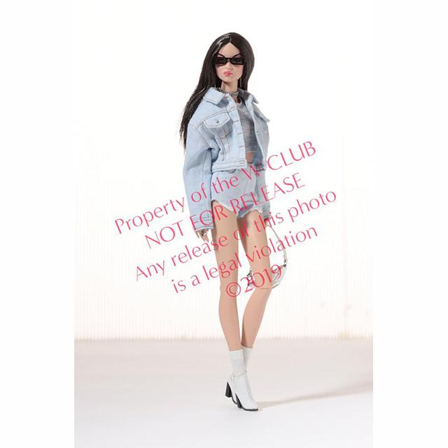 Cool Kid Ayumi Nakamura™ Dressed Doll 82117