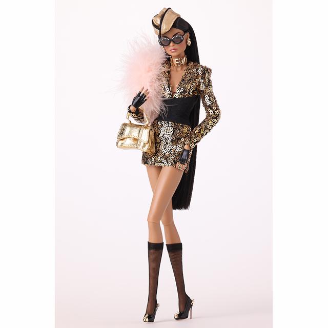 Billion Dollar Baddie Alejandra Luna™ Dressed Doll #82126