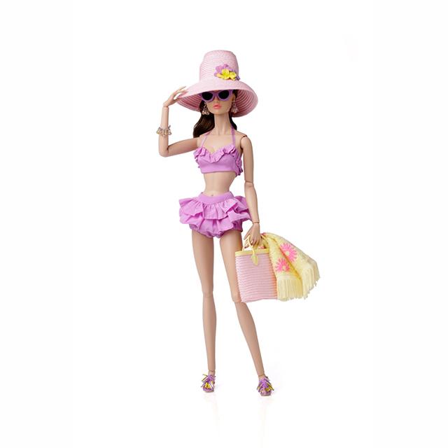 84005 Fashion Teen Poppy Parker Sunny Splash 2014