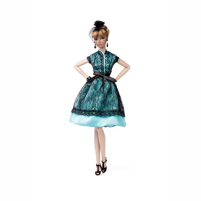 84007 Fashion Teen Poppy Parker Ma Chérie 2014