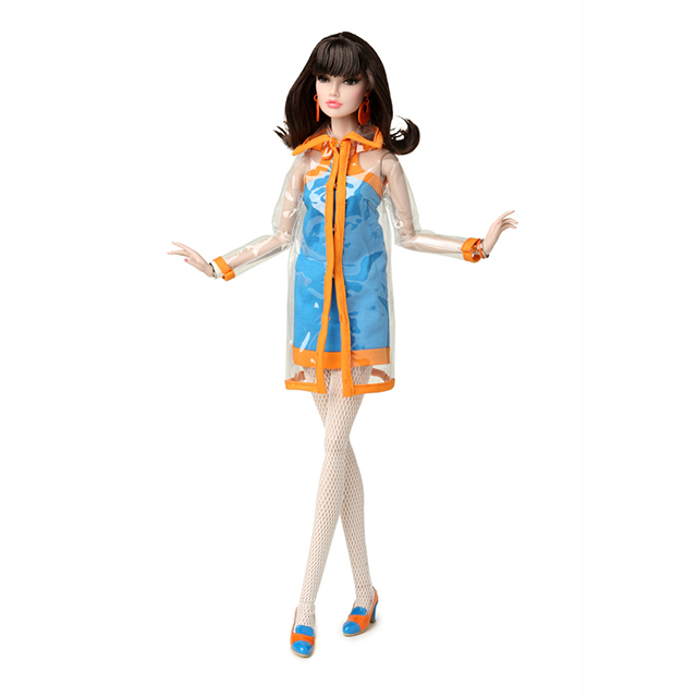 84009 Fashion Teen Poppy Parker Clear Over Here Poppy Parker™ The Fashion Teen™ Collection 2016