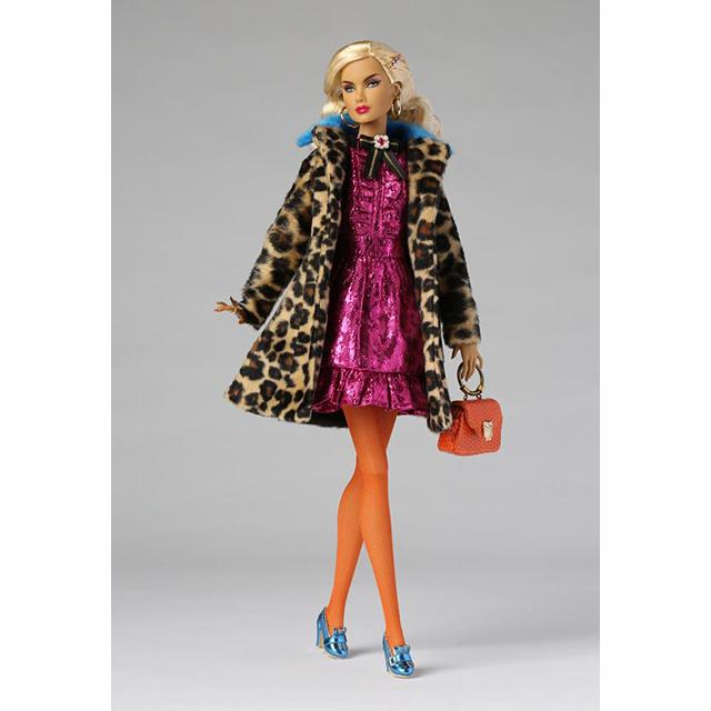 88011 Color Clash Alysa Doll