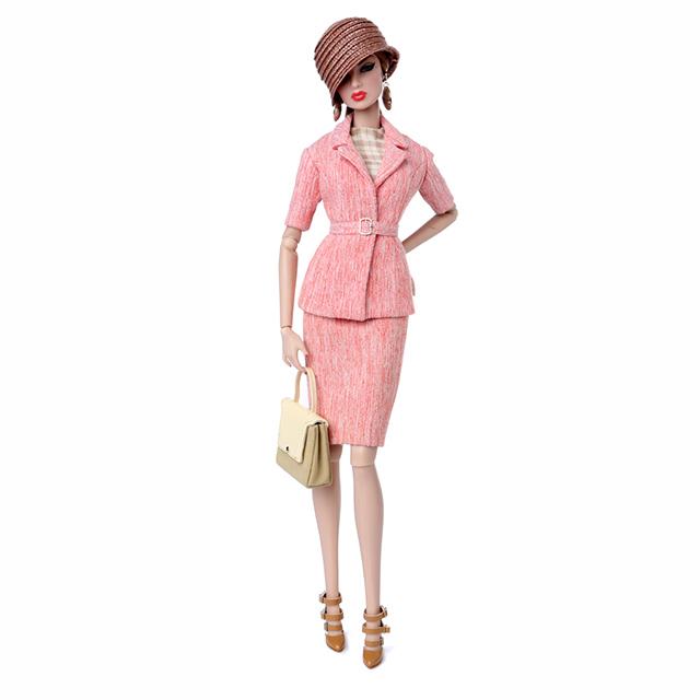 91373 Fashion Royality Decorum Eugenia Perrin-Frost™ Dressed Doll 2015