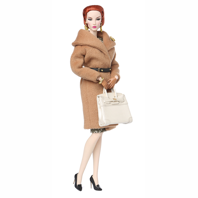 91374 Fashion Royality Fine Print Elise Jolie™ Dressed Doll 2015