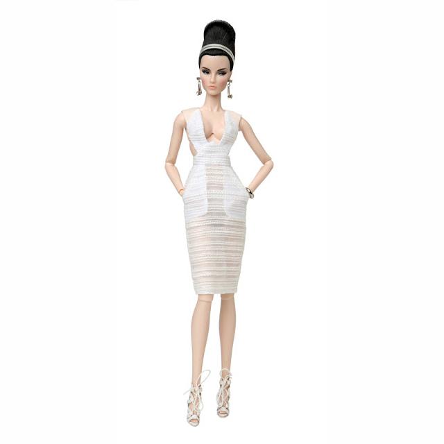 91383 Fashion Royality Starlet/Elyse Jolie Gala Dibber Certer piece
